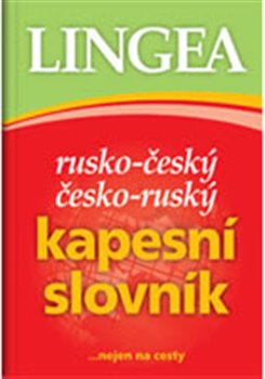 Obálka titulu Rusko-český, česko-ruský kapesní slovník