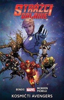 Obálka titulu Strážci galaxie 1: Kosmičtí Avengers