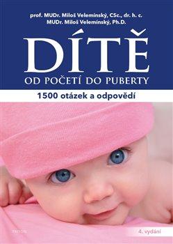 Obálka titulu Dítě - od početí do puberty