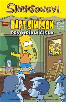 Obálka titulu Bart Simpson 5/2017: Prvotřídní číslo