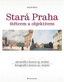 Obálka titulu Stará Praha