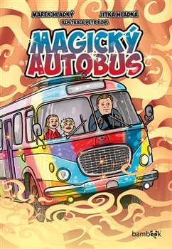 Obálka titulu Magický autobus
