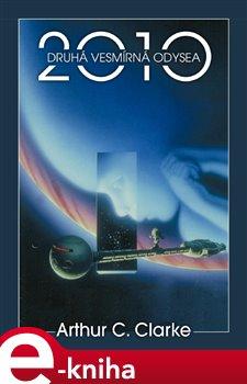 Obálka titulu 2010: Druhá vesmírná odysea