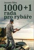 Obálka knihy 1000+1 rada pro rybáře
