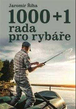 Obálka titulu 1000+1 rada pro rybáře