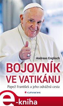 Obálka titulu Bojovník ve Vatikánu