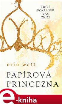 Obálka titulu Papírová princezna