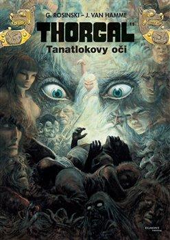 Obálka titulu Thorgal 11 - Tanatlokovy oči