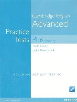 CAE Practice Test Plus SB+key+CD-ROM - Nick Kenny,   Booksquad.ink