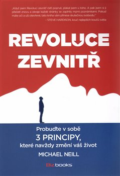 Obálka titulu Revoluce zevnitř