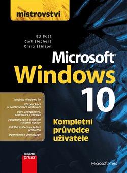 Obálka titulu Mistrovství - Microsoft Windows 10