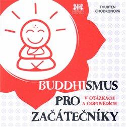 Obálka titulu Buddhismus pro začátečníky