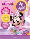 Obálka knihy Minnie - Můj zápisník
