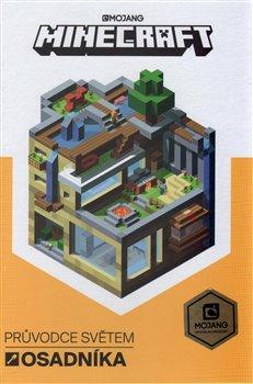 Obálka titulu Minecraft - Průvodce světem osadníka