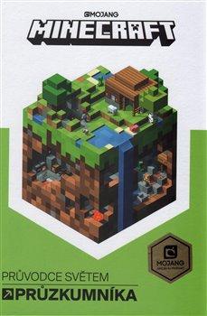 Obálka titulu Minecraft - Průvodce světem průzkumníka
