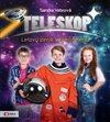 Obálka knihy Teleskop aneb Letový deník vesmírné mise
