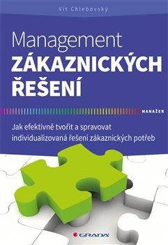 Obálka titulu Management zákaznických řešení