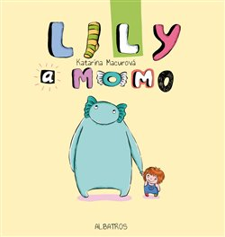 Obálka titulu Lily a Momo