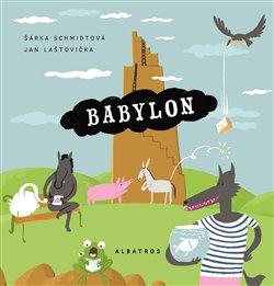 Obálka titulu Babylon