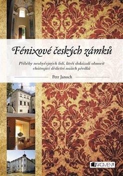 Obálka titulu Fénixové českých zámků