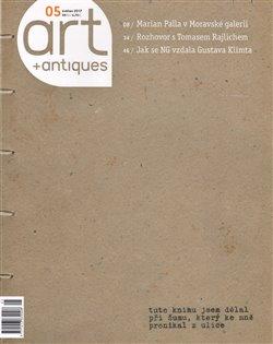 Obálka titulu Art & Antiques 5/2017