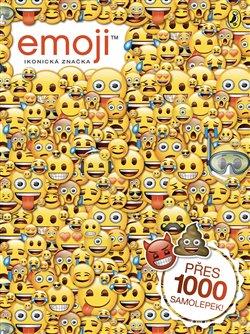 Obálka titulu Emoji oficiální kniha samolepek