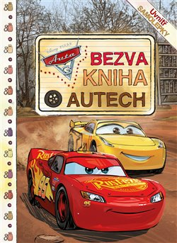 Obálka titulu Auta 3 - Bezva kniha o autech