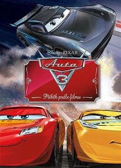 Obálka titulu Auta 3 - Příběh podle filmu