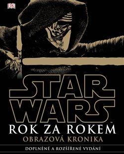 Obálka titulu Star Wars: Rok za rokem