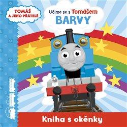 Obálka titulu Učíme se s Tomášem - barvy