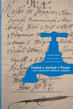 Obálka titulu Vodné a stočné v Praze