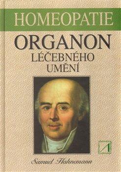 Obálka titulu Organon léčebného umění