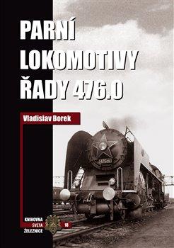 Obálka titulu Parní lokomotivy řady 476.0