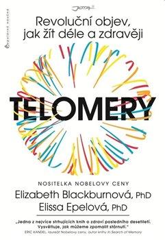 Obálka titulu Telomery