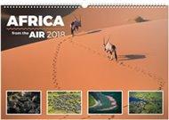 Kalendář nástěnný 2018 - Africa from the Air