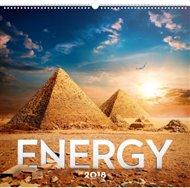 Kalendář nástěnný 2018 - Energy