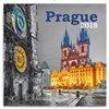 Obálka knihy Kalendář poznámkový 2018 - Prague