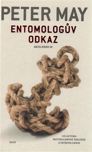 Entomologův odkaz - Peter May | Booksquad.ink