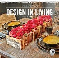 Kalendář nástěnný 2018 - Design in Living/Marc Wouters