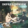 Obálka knihy Kalendář nástěnný 2018 - Impressionism