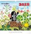 Obálka knihy Kalendář nástěnný 2018 - Krteček