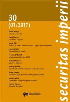 Obálka titulu Securitas Imperii 30 (1/2017)