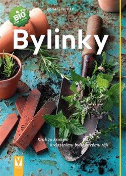 Obálka titulu Bylinky - Krok za krokem k vlastnímu bylinkovému ráji