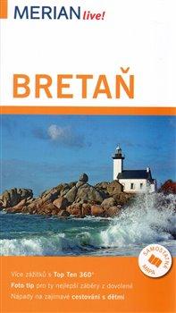 Obálka titulu Bretaň - Merian Live!