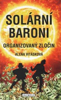 Obálka titulu Solární baroni
