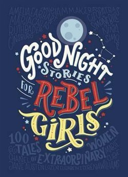Obálka titulu Good Night Stories for Rebel Girls