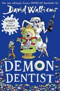 Obálka titulu Demon Dentist