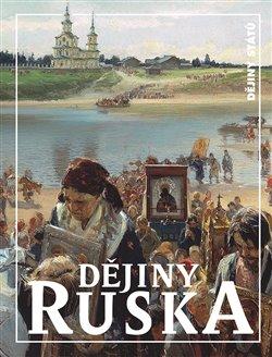 Obálka titulu Dějiny Ruska