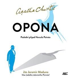 Obálka titulu Opona