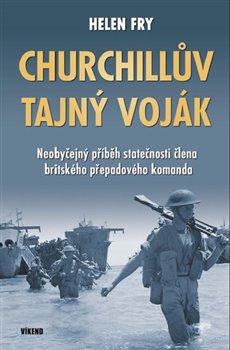 Obálka titulu Churchillův tajný voják